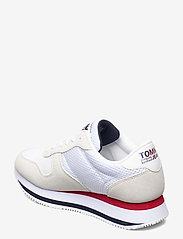Tommy Hilfiger - TOMMY JEANS FLATFORM RUNNER - sneakers - white - 2