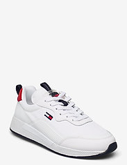 Tommy Hilfiger - TECHNICAL DETAIL RUNNER - low top sneakers - rwb - 0