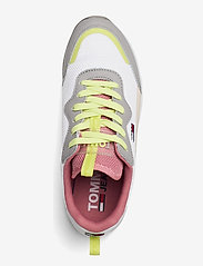Tommy Hilfiger - TECHNICAL DETAIL RUNNER - sneakersy niskie - sterling grey - 3
