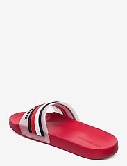 Tommy Hilfiger - TOMMY HILFIGER POOLS - pool sliders - primary red - 2