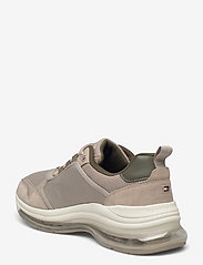 Tommy Hilfiger - AIR RUNNER MIX - low tops - stone - 2