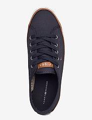 Tommy Hilfiger - K1285ESHA 6D - low top sneakers - midnight - 3