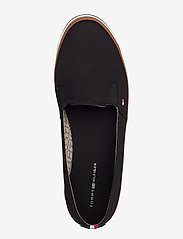 Tommy Hilfiger - ICONIC KESHA SLIP ON - loafers - black - 3