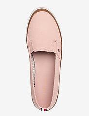 Tommy Hilfiger - ICONIC KESHA SLIP ON - slip-on sneakers - dusty rose - 3
