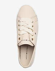 Tommy Hilfiger - ESSENTIAL NAUTICAL SNEAKER - low top sneakers - classic beige - 3