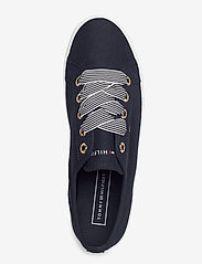 Tommy Hilfiger - ESSENTIAL NAUTICAL SNEAKER - low top sneakers - desert sky - 3