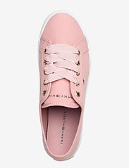 Tommy Hilfiger - ESSENTIAL NAUTICAL SNEAKER - low top sneakers - soothing pink - 3