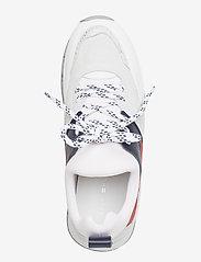 Tommy Hilfiger - SPORTY CHUNKY GLITTER SNEAKER - low top sneakers - rwb - 3