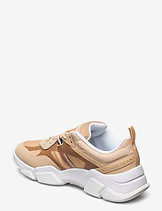 Tommy Hilfiger - TECHNICAL CHUNKY TOMMY SNEAKER - chunky sneakers - light gold - 2