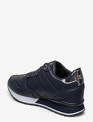 Tommy Hilfiger - DRESSY WEDGE SNEAKER - low top sneakers - desert sky - 2