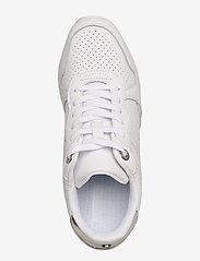 Tommy Hilfiger - DRESSY WEDGE SNEAKER - low top sneakers - white - 3