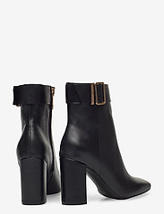Tommy Hilfiger - BASIC SQUARE TOE BOOT - heeled ankle boots - black - 4