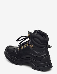 Tommy Hilfiger - OUTDOORSY TOMMY FLAT BOOT - flat ankle boots - black - 2