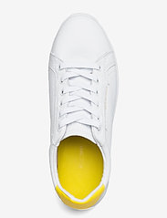 Tommy Hilfiger - PREMIUM COURT SNEAKER - low top sneakers - vivid yellow - 3