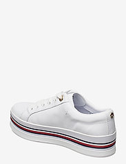 Tommy Hilfiger - CORPORATE FLATFORM CUPSOLE - sneakers - white - 2