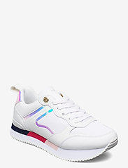 Tommy Hilfiger - FEMININE ACTIVE CITY SNEAKER - low top sneakers - rwb - 0