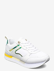 Tommy Hilfiger - FEMININE ACTIVE CITY SNEAKER - low top sneakers - vivid yellow - 0
