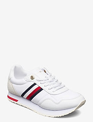 Tommy Hilfiger - CASUAL CITY RUNNER - low top sneakers - white - 0