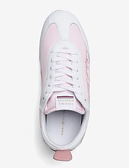 Tommy Hilfiger - SIGNATURE RETRO RUNNER - low top sneakers - light pink - 3