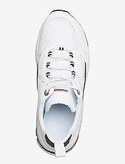 Tommy Hilfiger - FASHION WEDGE SNEAKER - chunky sneakers - rwb - 3