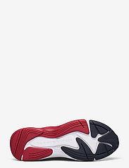 Tommy Hilfiger - FASHION WEDGE SNEAKER - chunky sneakers - rwb - 4