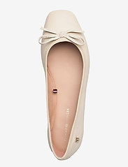 Tommy Hilfiger - ESSENTIAL SQUARE TOE BALLERINA - ballerinas - classic beige - 3