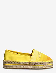 Tommy Hilfiger - TOMMY GRADIENT ESPADRILLE - flat espadrilles - vivid yellow - 1