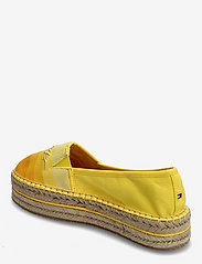Tommy Hilfiger - TOMMY GRADIENT ESPADRILLE - flat espadrilles - vivid yellow - 2