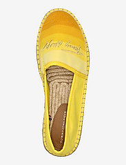 Tommy Hilfiger - TOMMY GRADIENT ESPADRILLE - flat espadrilles - vivid yellow - 3