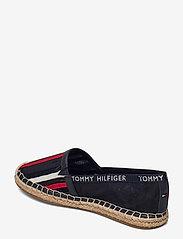 Tommy Hilfiger - TH MESH ESPADRILLE - flat espadrilles - desert sky - 2
