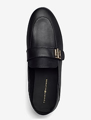 Tommy Hilfiger - TH ESSENTIALS LEATHER LOAFER - loafers - black - 3