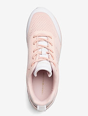 Tommy Hilfiger - KNITTED LIGHT SNEAKER - lave sneakers - dusty rose - 3