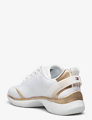 Tommy Hilfiger - KNITTED LIGHT SNEAKER - low top sneakers - white - 2