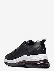 Tommy Hilfiger - CITY AIR RUNNER METALLIC - low top sneakers - black - 2