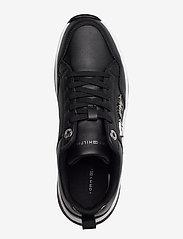 Tommy Hilfiger - CITY AIR RUNNER METALLIC - low top sneakers - black - 3