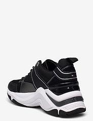 Tommy Hilfiger - FASHION WEDGE SNEAKER - low top sneakers - black - 2