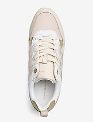 Tommy Hilfiger - MATERIAL MIX ACTIVE CITY SNEAKER - low top sneakers - sugarcane - 3
