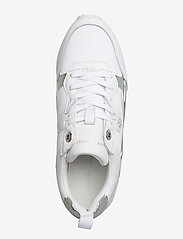Tommy Hilfiger - MATERIAL MIX ACTIVE CITY SNEAKER - low top sneakers - white - 3