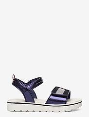 Tommy Hilfiger - VELCRO SANDAL BLUE - sandals - blu - 1