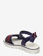 Tommy Hilfiger - VELCRO SANDAL BLUE - sandals - blu - 2