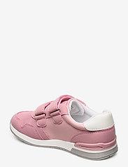 Tommy Hilfiger - LOW CUT VELCRO SNEAKER PINK - sandals - rosa - 2