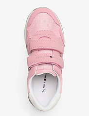Tommy Hilfiger - LOW CUT VELCRO SNEAKER PINK - sandals - rosa - 3