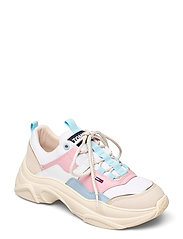 TOMMY JEANS LIGHTWEIGHT SHOE - SUGARCANE