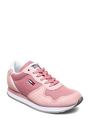 TOMMY JEANS MONO SNEAKER - ICED ROSE