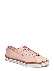 Tommy Hilfiger M1285ANON 4A Women Shoes Flats Dusty Rose