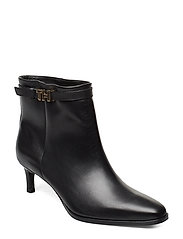 ELEVATED TH  HARDWARE BOOTIE - BLACK