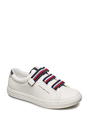 LOW CUT VELCRO - CAN 904 - OFF WHITE
