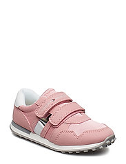 LOW CUT VELCRO-CAN 900,400 - ROSA