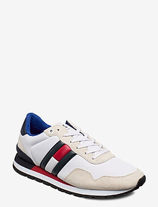CASUAL TOMMY JEANS S - lav ankel - white