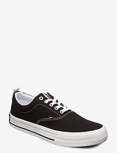 CLASSIC LOW TOMMY JE - laag sneakers - black
